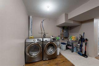 Photo 22: 3216 152 Avenue in Edmonton: Zone 35 House Half Duplex for sale : MLS®# E4153266