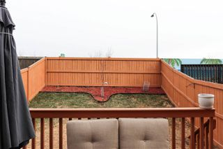 Photo 29: 3216 152 Avenue in Edmonton: Zone 35 House Half Duplex for sale : MLS®# E4153266