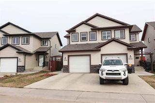 Photo 30: 3216 152 Avenue in Edmonton: Zone 35 House Half Duplex for sale : MLS®# E4153266