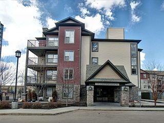 Main Photo: 301 103 Ambleside Drive in Edmonton: Zone 56 Condo for sale : MLS®# E4153353