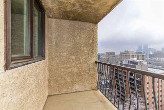 Photo 22: 1403 9916 113 Street in Edmonton: Zone 12 Condo for sale : MLS®# E4156566