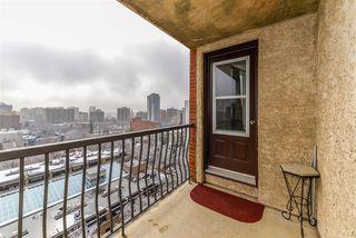 Photo 23: 1403 9916 113 Street in Edmonton: Zone 12 Condo for sale : MLS®# E4156566