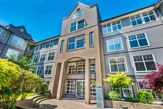 "Photo 1: 113 20200 56 Avenue in Langley: Langley City Condo for sale in ""THE BENTLEY"" : MLS®# R2369284"
