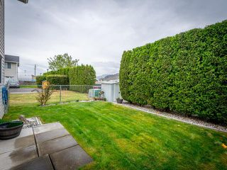 Photo 20: 38 2714 TRANQUILLE ROAD in Kamloops: Brocklehurst Half Duplex for sale : MLS®# 151437