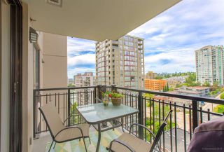 "Photo 11: 1302 833 AGNES Street in New Westminster: Downtown NW Condo for sale in ""NEWS"" : MLS®# R2380511"