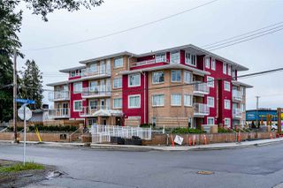 """Photo 1: 205 1990 WESTMINSTER Avenue in Port Coquitlam: Glenwood PQ Condo for sale in """"The Arden"""" : MLS®# R2386262"""