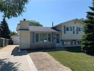Photo 1: 70 Thunder Bay in Winnipeg: Meadowood Residential for sale (2E)  : MLS®# 1924614