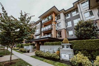 "Main Photo: 118 1150 KENSAL Place in Coquitlam: New Horizons Condo for sale in ""THOMAS HOUSE BY POLYGON"" : MLS®# R2405097"