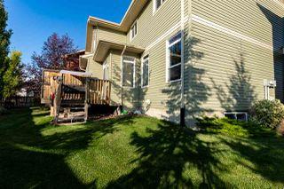 Photo 22: 13 735 85 Street in Edmonton: Zone 53 House Half Duplex for sale : MLS®# E4174595