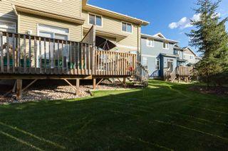 Photo 24: 13 735 85 Street in Edmonton: Zone 53 House Half Duplex for sale : MLS®# E4174595
