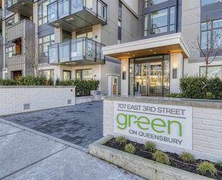 Photo 2: 301 707 E 3 Street in North Vancouver: Queensbury Condo for sale : MLS®# R2414187