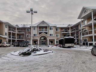 Main Photo: 114 911 Rabbit Hill Road in Edmonton: Zone 14 Condo for sale : MLS®# E4182864