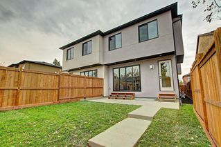Photo 47: 306 30 Avenue NE in Calgary: Tuxedo Park Semi Detached for sale : MLS®# C4283291