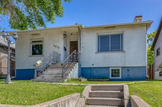 Main Photo: 1018 8 Street SE in Calgary: Ramsay Detached for sale : MLS®# A1016485