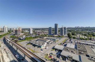 Photo 3: 1505 1955 ALPHA Way in Burnaby: Brentwood Park Condo for sale (Burnaby North)  : MLS®# R2481011