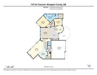 Photo 44: 115 Via Tuscano Tuscany Hills: Rural Sturgeon County House for sale : MLS®# E4220313