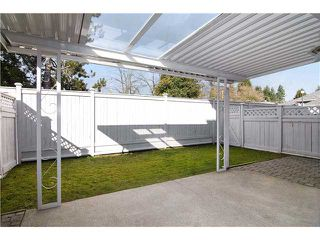"Photo 3: 7 11950 LAITY Street in Maple Ridge: West Central Townhouse for sale in ""THE MAPLES"" : MLS®# V871175"