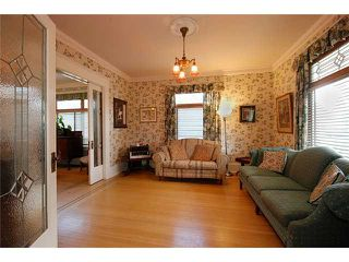 Photo 3: 326 3RD Street in New Westminster: Queens Park House for sale : MLS®# V882156