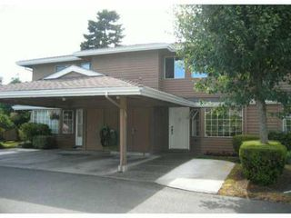 Photo 1: 45 7740 ABERCROMBIE Drive in Richmond: Brighouse South Townhouse for sale : MLS®# V920992