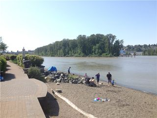 """Photo 1: # 9 89 STAR CR in New Westminster: Queensborough Condo for sale in """"The Residences by the River"""" : MLS®# V953458"""