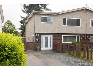 Photo 1: 2677 Deville Road in VICTORIA: La Langford Proper Strata Duplex Unit for sale (Langford)  : MLS®# 337969