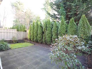 """Photo 17: 6618 ARBUTUS Street in Vancouver: S.W. Marine Townhouse for sale in """"BANNISTER MEWS"""" (Vancouver West)  : MLS®# V1096774"""