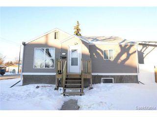 Photo 1: 370 TORONTO Street in Regina: Churchill Downs Single Family Dwelling for sale (Regina Area 03)  : MLS®# 522528
