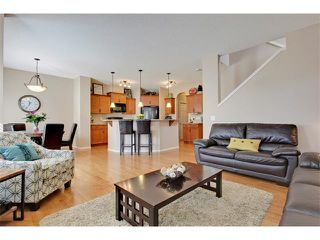 Photo 8: 238 SILVERADO RANGE Place SW in Calgary: Silverado House for sale : MLS®# C4005601