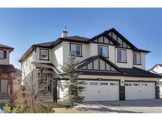 Photo 1: 238 SILVERADO RANGE Place SW in Calgary: Silverado House for sale : MLS®# C4005601