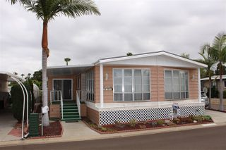 Photo 1: CARLSBAD WEST Manufactured Home for sale : 2 bedrooms : 7236 San Benito #355 in Carlsbad