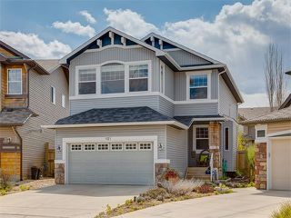 Main Photo: 121 AUBURN BAY Cove SE in Calgary: Auburn Bay House for sale : MLS®# C4007198