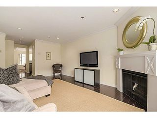 Photo 4: 3163 LAUREL Street in Vancouver: Fairview VW Townhouse for sale (Vancouver West)  : MLS®# V1127943