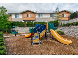 "Photo 20: 66 34248 KING Road in Abbotsford: Poplar Townhouse for sale in ""ARGYLE"" : MLS®# F1450595"