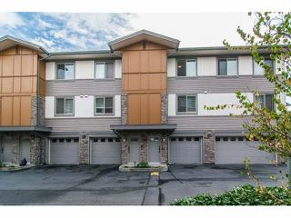 "Photo 1: 66 34248 KING Road in Abbotsford: Poplar Townhouse for sale in ""ARGYLE"" : MLS®# F1450595"