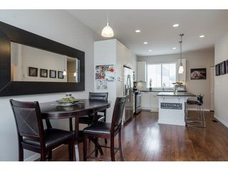"""Photo 7: 66 34248 KING Road in Abbotsford: Poplar Townhouse for sale in """"ARGYLE"""" : MLS®# F1450595"""
