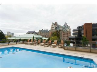 Photo 19: 406 707 Courtney St in VICTORIA: Vi Downtown Condo Apartment for sale (Victoria)  : MLS®# 713085