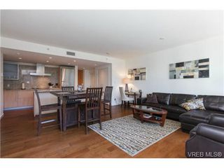 Photo 4: 406 707 Courtney St in VICTORIA: Vi Downtown Condo Apartment for sale (Victoria)  : MLS®# 713085