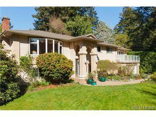 Photo 1: 776 Helvetia Cres in VICTORIA: SE Cordova Bay House for sale (Saanich East)  : MLS®# 726289