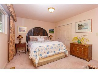 Photo 13: 776 Helvetia Crescent in VICTORIA: SE Cordova Bay Single Family Detached for sale (Saanich East)  : MLS®# 362645