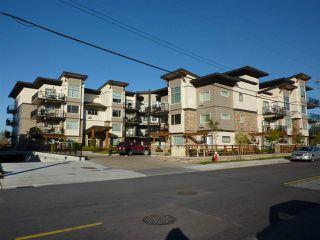 "Photo 1: 110 11935 BURNETT Street in Maple Ridge: East Central Condo for sale in ""KENSINGTON PARK"" : MLS®# R2052343"