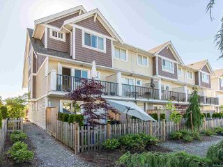 "Photo 1: 16 7298 199A Street in Langley: Willoughby Heights Townhouse for sale in ""YORK"" : MLS®# R2068285"