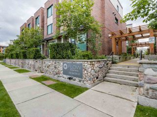 "Main Photo: 5 230 SALTER Street in New Westminster: Queensborough Townhouse for sale in ""FLOW"" : MLS®# R2083675"