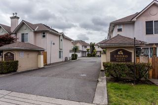 """Photo 1: 2 10080 KILBY Drive in Richmond: West Cambie Townhouse for sale in """"Savoy Gardens"""" : MLS®# R2084135"""