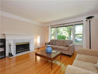 Photo 2: 1887 Forrester Street in VICTORIA: SE Camosun Single Family Detached for sale (Saanich East)  : MLS®# 366918