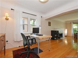 Photo 7: 1887 Forrester St in VICTORIA: SE Camosun Single Family Detached for sale (Saanich East)  : MLS®# 735465