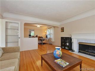 Photo 3: 1887 Forrester St in VICTORIA: SE Camosun Single Family Detached for sale (Saanich East)  : MLS®# 735465