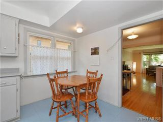 Photo 10: 1887 Forrester Street in VICTORIA: SE Camosun Single Family Detached for sale (Saanich East)  : MLS®# 366918