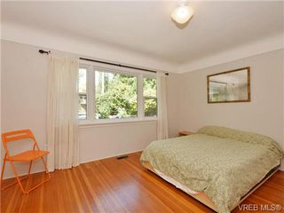 Photo 11: 1887 Forrester Street in VICTORIA: SE Camosun Single Family Detached for sale (Saanich East)  : MLS®# 366918