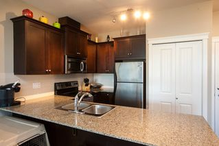 """Photo 4: 413 17712 57A Avenue in Surrey: Cloverdale BC Condo for sale in """"West on the Village Walk"""" (Cloverdale)  : MLS®# R2107869"""
