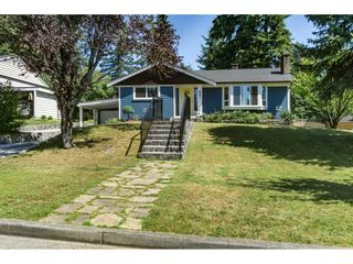 Photo 1: 661 FAIRVIEW Street in Coquitlam: Coquitlam West House for sale : MLS®# R2112495